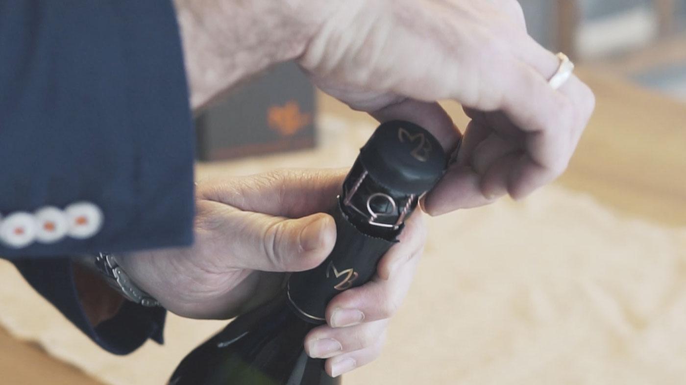 Champagne Maxime Blin - Film global